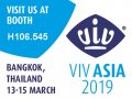 XVET at VIV Asia 2019